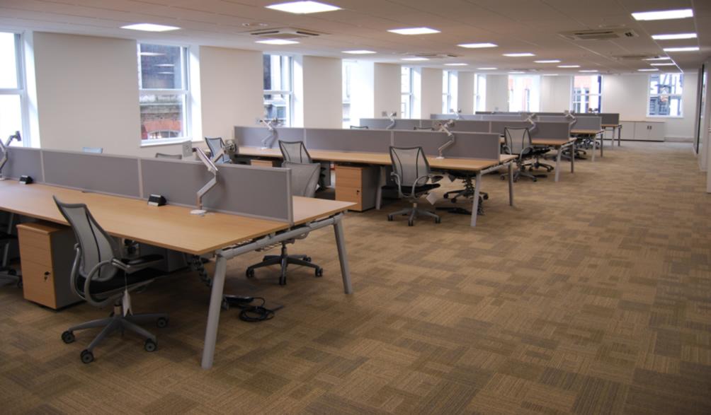 Corporate architecture design - Commercial office refurbishment ...