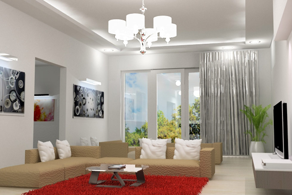 Eternity Residence - Interior Design Concepts