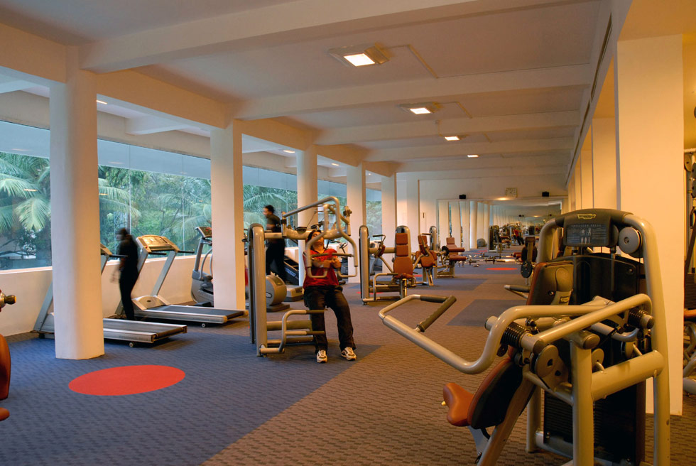 Sports Flooring Bangalore Fitness Cafe Gym Health Club