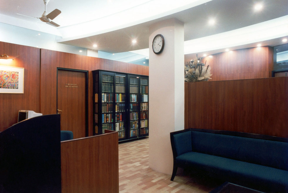 Coordinates corporate projects law firm office i for Interior design agency in mumbai