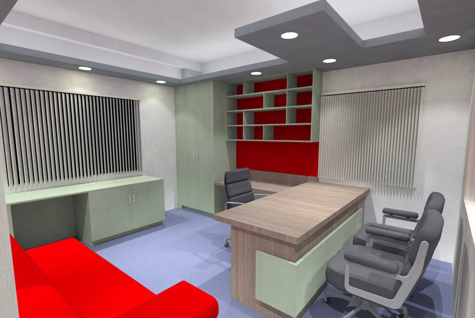 Coordinates corporate projects law firm office ii for Best names for interior designing firm