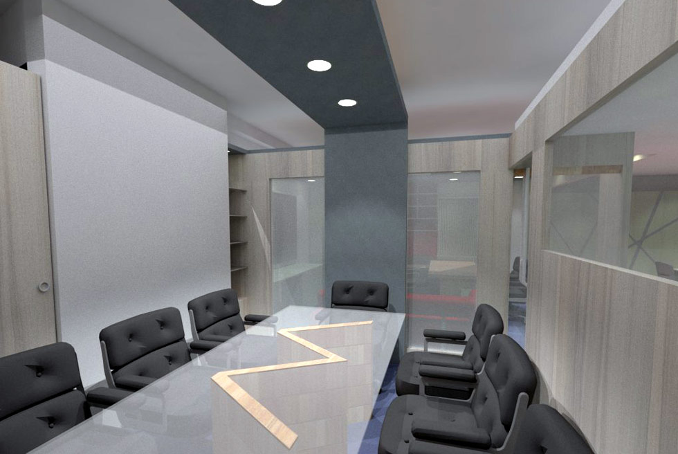 Coordinates corporate projects law firm office ii for Interior firm