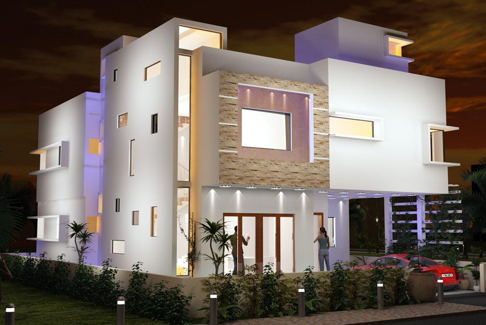 Coordinates residential projects mayank residence for Aslam architects interior designs bangalore