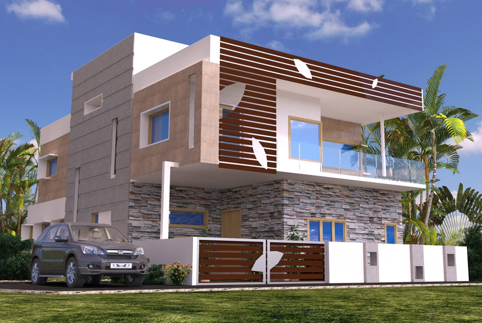 Coordinates residential projects shravanamegha residence for Home architecture bangalore